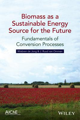 Biomass As a Sustainable Energy Source for the Future By De Jong, Wiebren/ Van Ommen, J. Ruud